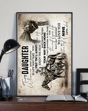 Daughter - Horse Riding - Wherever Your Journey   16x24 Poster lifestyle-poster-2