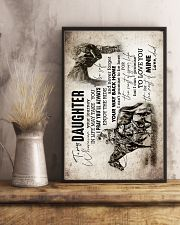 Daughter - Horse Riding - Wherever Your Journey   16x24 Poster lifestyle-poster-3