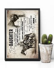 Daughter - Horse Riding - Wherever Your Journey   16x24 Poster lifestyle-poster-8