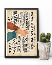 Wife - I Take You To Be My Best Friend - Poster 16x24 Poster lifestyle-poster-8
