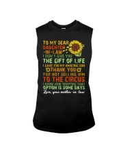 TO MY DAUGHTER-IN-LAW - VINTAGE - CIRCUS Sleeveless Tee thumbnail