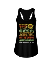 TO MY DAUGHTER-IN-LAW - VINTAGE - CIRCUS Ladies Flowy Tank thumbnail
