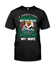 HUSBAND T-SHIRT Classic T-Shirt front