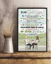 TO MY SOUL SISTER - GIRLS - MY BEST FRIEND 16x24 Poster lifestyle-poster-3