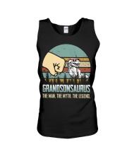 GRANDSON - THE MAN - THE LEGEND Unisex Tank thumbnail
