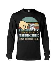 GRANDSON - THE MAN - THE LEGEND Long Sleeve Tee thumbnail