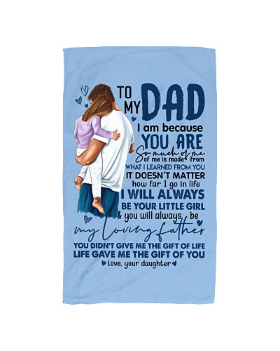 DAUGHTER TO DAD