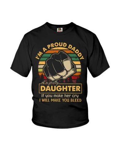 I'm a proud Daddy of a pretty daughter