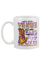 BONUS MOM TO BONUS DAUGHTER Mug back
