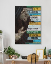 Grandma To Grandson - This Old Dinosaur  20x30 Gallery Wrapped Canvas Prints aos-canvas-pgw-20x30-lifestyle-front-03