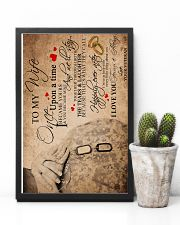TO MY WIFE 16x24 Poster lifestyle-poster-8