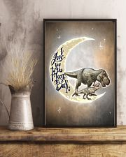 TO KIDS - T REX - LOVE YOU TO THE MOON 16x24 Poster lifestyle-poster-3
