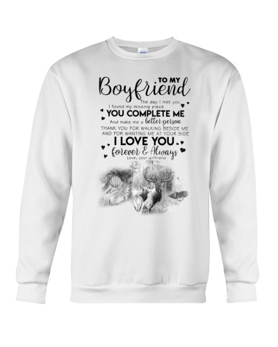 TO MY BOYFRIEND - HUNTING - THE DAY I MET YOU