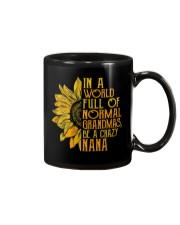 In a world full of normal grandmas Be a crazy nana Mug thumbnail