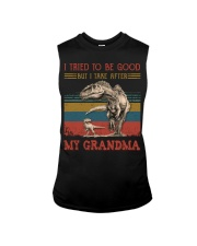 TO GRANDSON - T REX - TAKE AFTER Sleeveless Tee tile