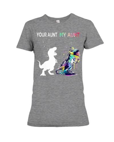 AUTN TO KIDS - UNICORN REX - MY AUNT
