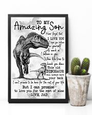 POSTER - TO MY SON - DINO - I HOPE 16x24 Poster lifestyle-poster-8