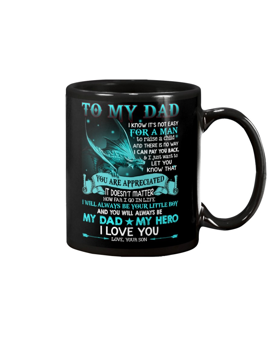 SON TO DAD Mug