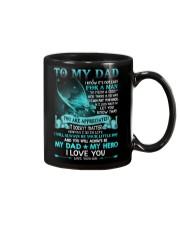 SON TO DAD Mug front
