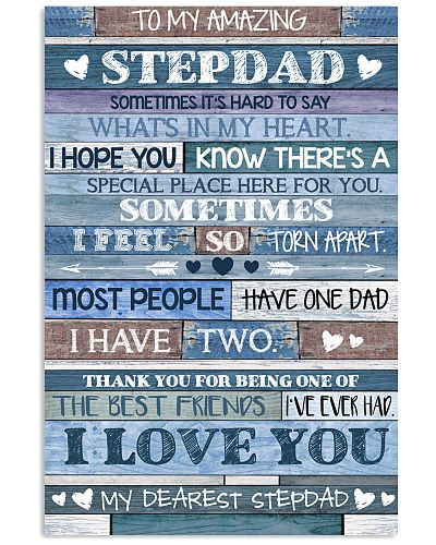 TO MY AMAZING STEPDAD