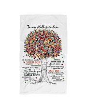 DAUGHTER TO MOTHER-IN-LAW Hand Towel tile