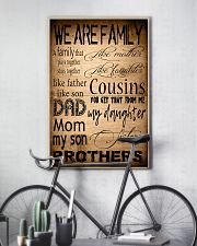 WE ARE FAMILY 16x24 Poster lifestyle-poster-7