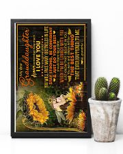Grandma to Granddaughter - Stay Strong Be  16x24 Poster lifestyle-poster-8