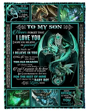 """Dragon - Son - This Old Dragon Will Always Have  Small Fleece Blanket - 30"""" x 40"""" front"""