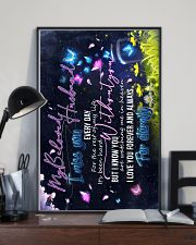 MY BELOVED HUSBAND 16x24 Poster lifestyle-poster-2