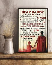 To My Dad - You Are The World - Poster 16x24 Poster lifestyle-poster-3