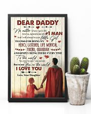 To My Dad - You Are The World - Poster 16x24 Poster lifestyle-poster-8