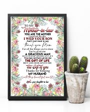 TO MY MOTHER-IN-LAW - KING PROTEA 16x24 Poster lifestyle-poster-8