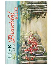 Life is a Beautiful Ride - Canvas 11x17 Poster thumbnail