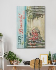 Life is a Beautiful Ride - Canvas 20x30 Gallery Wrapped Canvas Prints aos-canvas-pgw-20x30-lifestyle-front-03