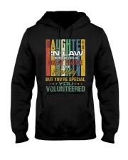Daughter-in-law - Vintage - You Volunteered Hooded Sweatshirt thumbnail