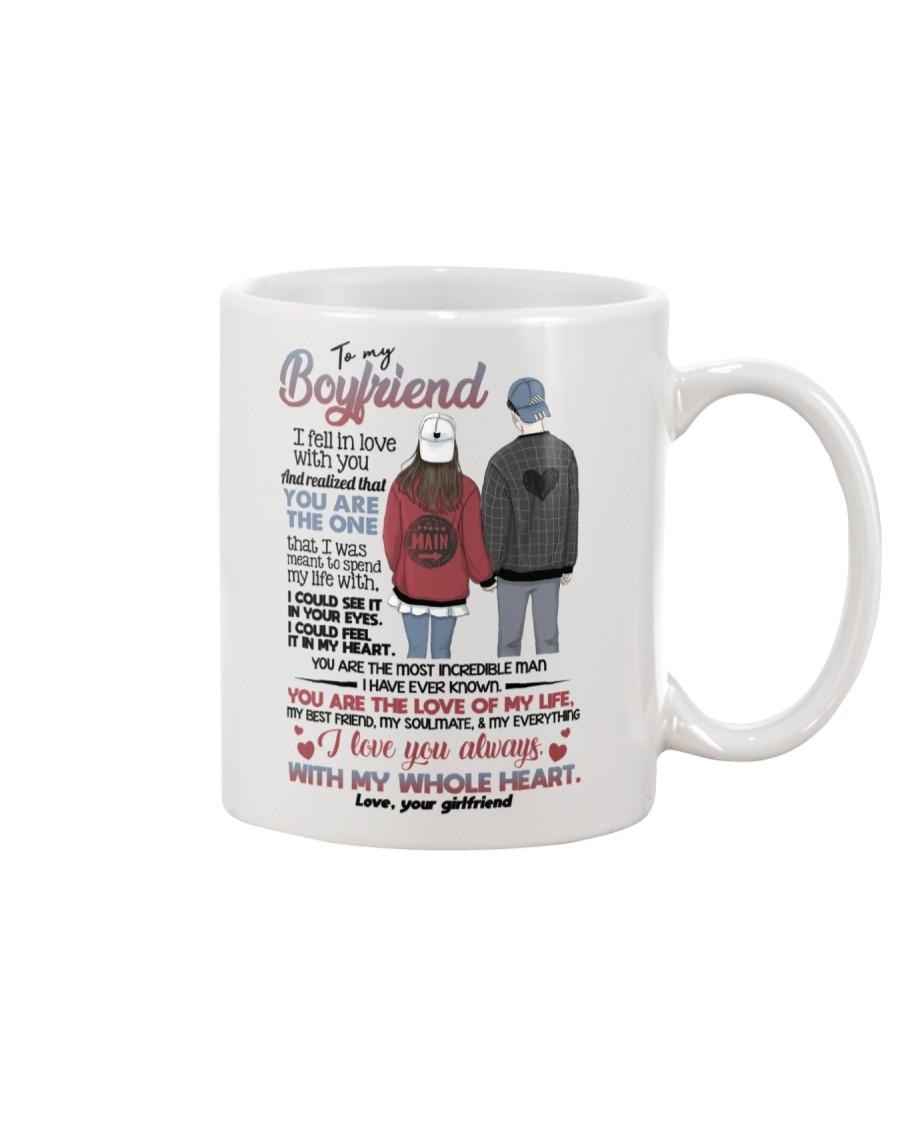 TO MY BOYFRIEND Mug