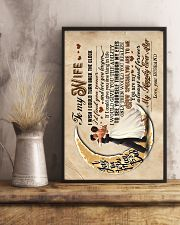 To Wife - Dancing Together - I Wish I Could Turn  16x24 Poster lifestyle-poster-3