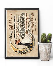 To Wife - Dancing Together - I Wish I Could Turn  16x24 Poster lifestyle-poster-8