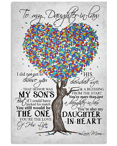 TO MY DAUGHTER-IN-LAW - FAMILY TREE - THE ONE