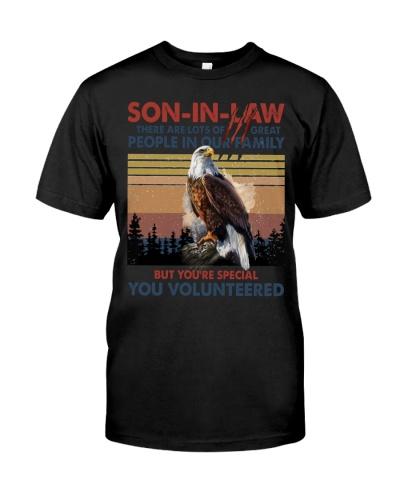 SON-IN-LAW - EAGLE - VINTAGE - YOU VOLUNTEERED