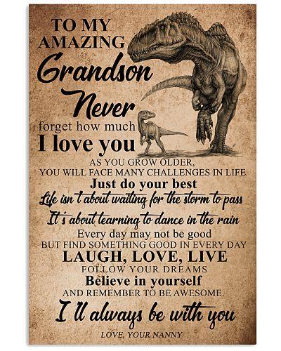 NANNY TO GRANDSON