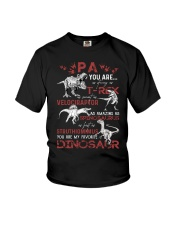 T-SHIRT - PA - FAVORITE DINOSAUR Youth T-Shirt thumbnail