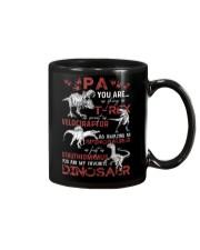 T-SHIRT - PA - FAVORITE DINOSAUR Mug thumbnail