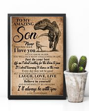 MOMMA TO SON 16x24 Poster lifestyle-poster-8