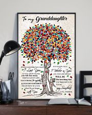 GRANDMA TO GRANDDAUGHTER 16x24 Poster lifestyle-poster-2