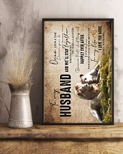 To My Husband - Lions - Once Upon A Time - Poster 16x24 Poster lifestyle-poster-3