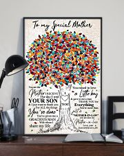 TO MY MOTHER-IN-LAW 16x24 Poster lifestyle-poster-2