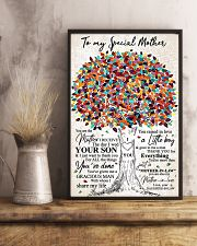 TO MY MOTHER-IN-LAW 16x24 Poster lifestyle-poster-3