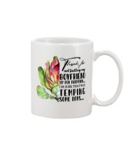 TO FUTURE MOTHER-IN-LAW - PROTEA - THANKS FOR Mug front