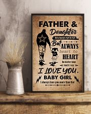 DAUGHTER - TAKE MY HAND - FATEHR AND DAUGHTER 16x24 Poster lifestyle-poster-3